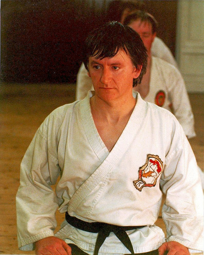 Sensei Jim Keating