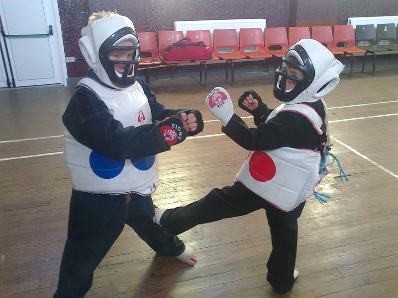 Light Sparring